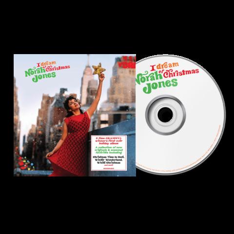 I Dream Of Christmas von Norah Jones - CD jetzt im Bravado Store