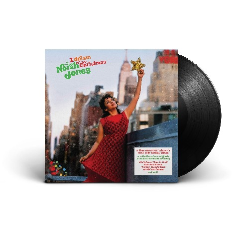 I Dream Of Christmas von Norah Jones - LP (Black) jetzt im Bravado Store