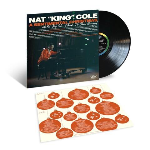 A Sentimental Christmas With Nat King Cole von Nat King Cole - LP jetzt im Bravado Store
