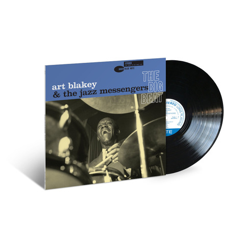 The Big Beat von Art Blakey & The Jazz Messengers - LP jetzt im Bravado Store