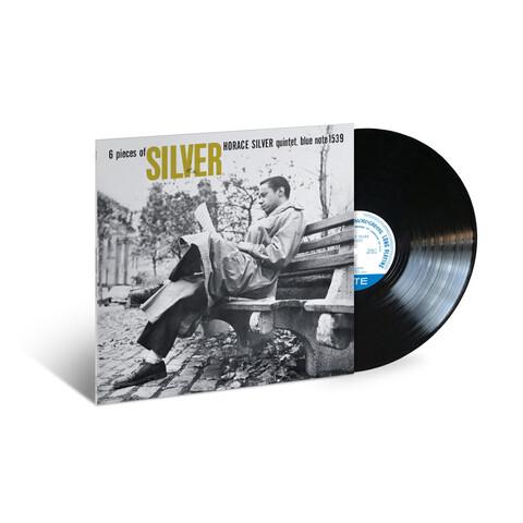6 Pieces Of Silver von Horace Silver Quintet - LP jetzt im Bravado Store