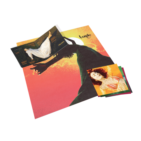 Solar Power Music Box (Discless Product) von Lorde - Discless Box jetzt im Bravado Store