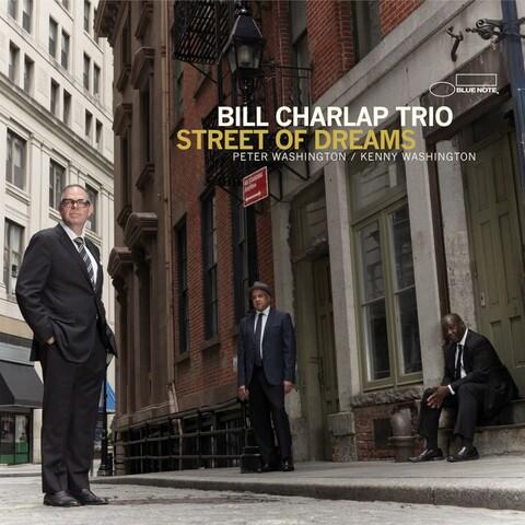 Street Of Dreams von Bill Charlap - LP jetzt im Bravado Store