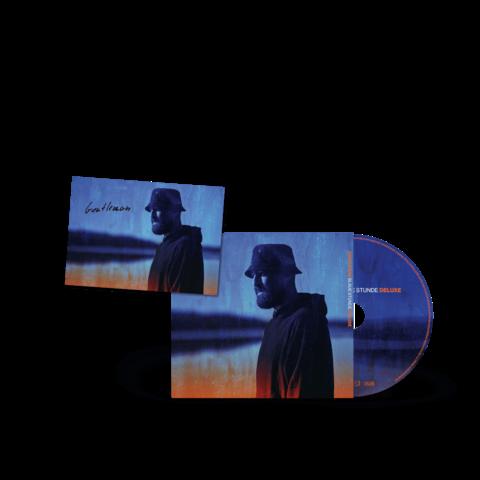 √Blaue Stunde (Deluxe CD + Autogrammkarte) von Gentleman - CD-Bundle jetzt im Bravado Shop