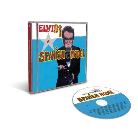 Spanish Model von Elvis Costello & The Attractions - CD jetzt im Bravado Shop