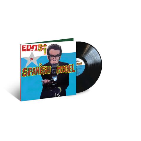 Spanish Model (LP) von Elvis Costello & The Attractions - LP jetzt im Bravado Store