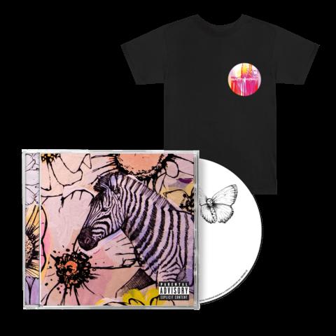 √'JORDI' (Deluxe CD + Black T-Shirt) von Maroon 5 - CD + T-Shirt jetzt im Bravado Shop