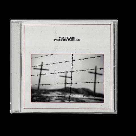 Pressure Machine von The Killers - CD jetzt im Bravado Store