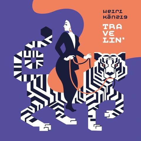 Travelin von Heiri Känzig - CD jetzt im Bravado Shop