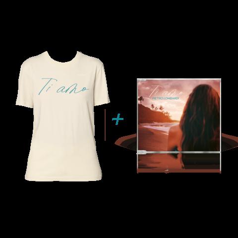 Ti Amo (Ltd. Bundle) von Pietro Lombardi - CD+T-Shirt jetzt im Bravado Store