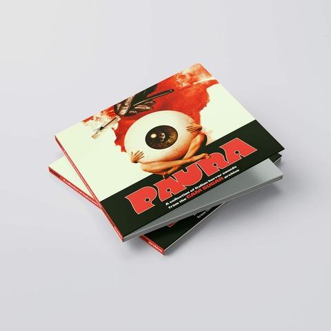 Paura - A Collection Of Italian Horror Sounds von Various Artists - CD jetzt im Bravado Store
