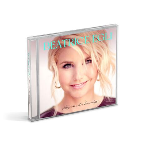 Alles Was Du Brauchst von Beatrice Egli - CD jetzt im Bravado Store