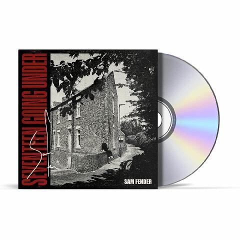 Seventeen Going Under (Signed CD) von Sam Fender - Signed CD jetzt im Bravado Store