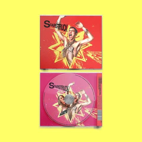 Starstruck (with Kylie Minogue) von Years & Years - Maxi CD jetzt im Bravado Store