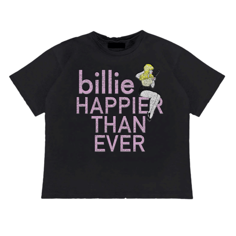 Pretty Boy Rhinestone (Limited Edition) von Billie Eilish - T-Shirt jetzt im Bravado Store