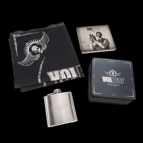 Servant of The Mind (Ltd. Fan Box) von Volbeat - Box jetzt im Bravado Store