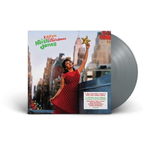 I Dream Of Christmas von Norah Jones - LP (Ltd. Excl. Opaque Silver) jetzt im Bravado Store