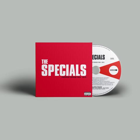 Protest Songs 1924 - 2012 (Deluxe CD) von The Specials - CD jetzt im Bravado Store