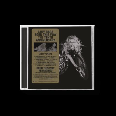 Born This Way (The Tenth Anniversary) von Lady GaGa - 2CD jetzt im Bravado Shop