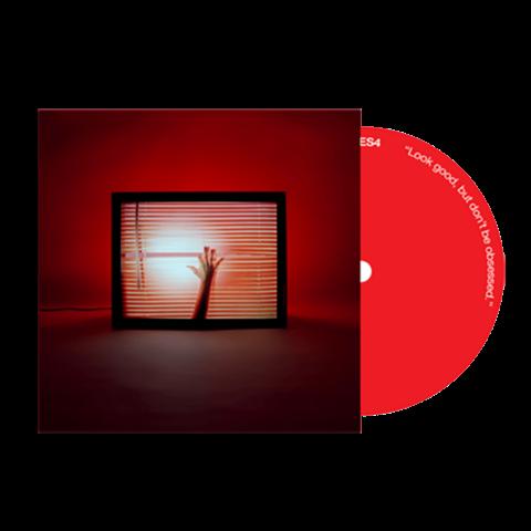 Screen Violence von CHVRCHES - CD jetzt im Bravado Shop