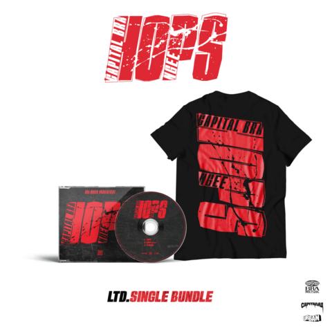 Hops (Ltd. Single Bundle) von Capital Bra feat NGEE - Single + Shirt jetzt im Bravado Store