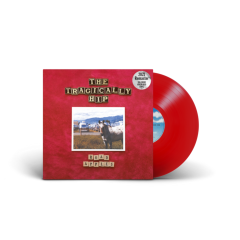 Road Apples (30th Anniversary) von The Tragically Hip - Ltd. Colored LP jetzt im Bravado Store