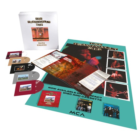 Road Apples (30th Anniversary) (4CD + BLURAY BOXSET) von The Tragically Hip - Boxset jetzt im Bravado Store