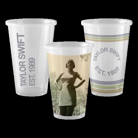 """""""just a summer thing"""" von Taylor Swift - cup set jetzt im Bravado Shop"""