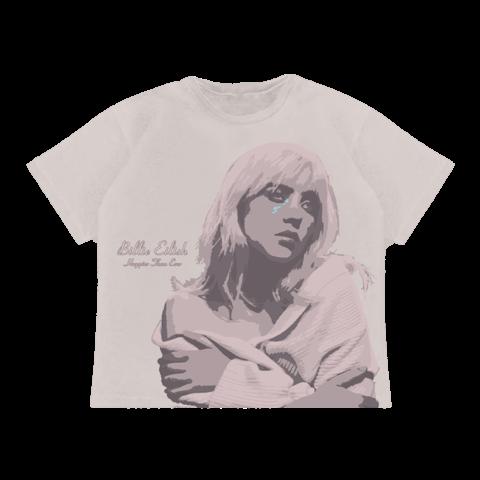 Mauve Crying von Billie Eilish - T-Shirt jetzt im Bravado Shop