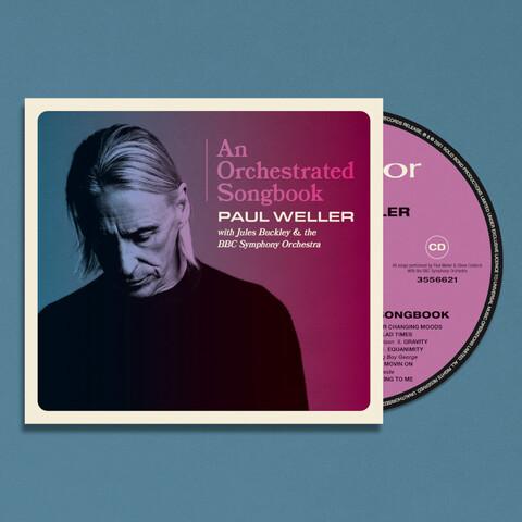 An Orchestrated Songbook von Paul Weller - CD jetzt im Bravado Shop