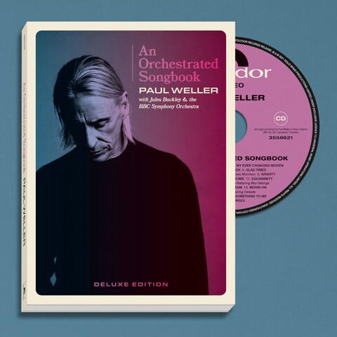 An Orchestrated Songbook (Deluxe CD) von Paul Weller - CD jetzt im Bravado Shop