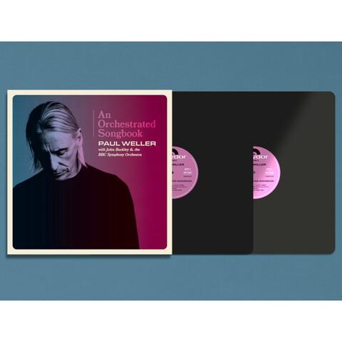 An Orchestrated Songbook (2LP) von Paul Weller - 2LP jetzt im Bravado Shop