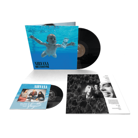 Nevermind 30th Anniversary Edition von Nirvana - LP + 7inch jetzt im Bravado Store