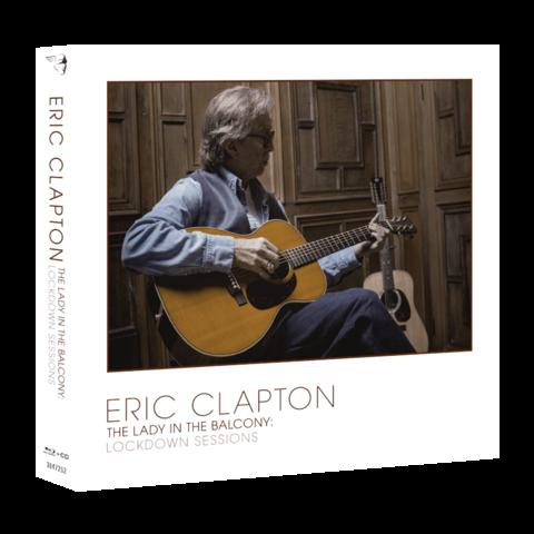 The Lady In The Balcony: Lockdown Sessions (BluRay+CD) von Eric Clapton - BluRay+CD jetzt im Bravado Store