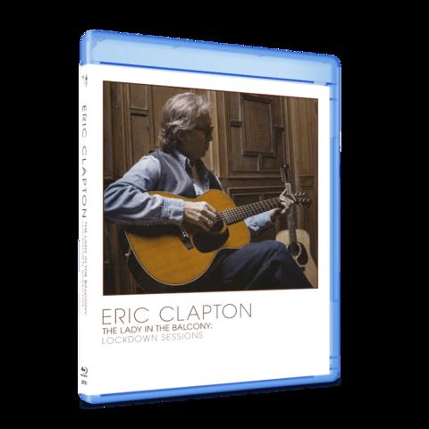The Lady In The Balcony: Lockdown Sessions von Eric Clapton - Ltd. BluRay jetzt im Bravado Store