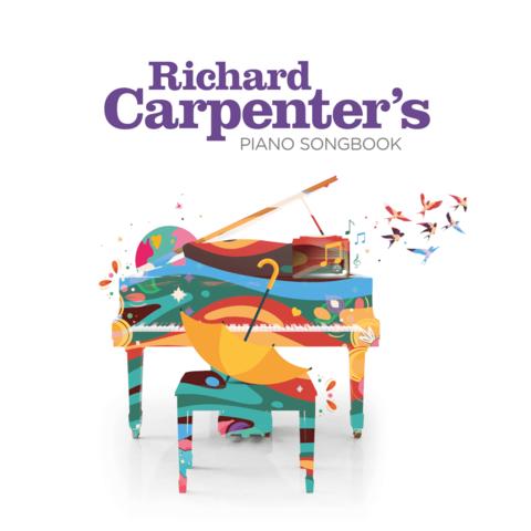 Richard Carpenters Piano Book von Richard Carpenter - CD jetzt im Bravado Store
