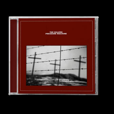 Pressure Machine (Colour Variant 1 CD - Red) von The Killers - CD jetzt im Bravado Store