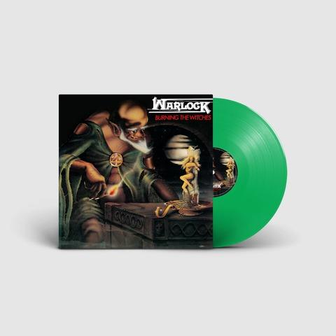 Burning The Witches von Warlock - Ltd. Colored LP jetzt im Bravado Store