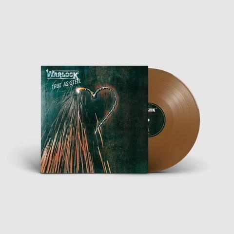True As Steel von Warlock - Ltd. Colored LP jetzt im Bravado Store