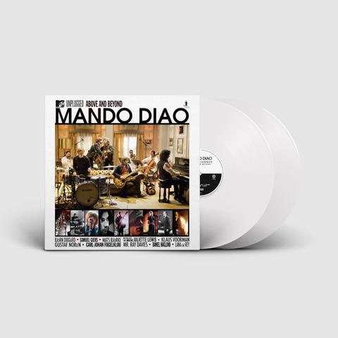 MTV Unplugged - Above And Beyond von Mando Diao - Ltd. Colored 2LP jetzt im Bravado Store