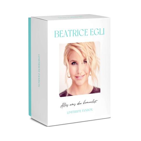 Alles, was du brauchst (Fan Box - signiert) von Beatrice Egli - Box jetzt im Bravado Store