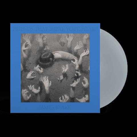 Friends That Break Your Heart (Exclusive Silver Vinyl LP) von James Blake - LP jetzt im Bravado Store