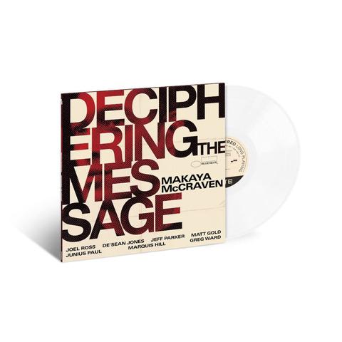 Deciphering The Message (Excl. Clear LP) von Makaya McCraven - LP jetzt im Bravado Store