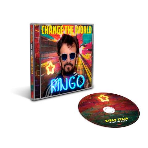 Change The World EP von Ringo Starr - CD jetzt im Bravado Store