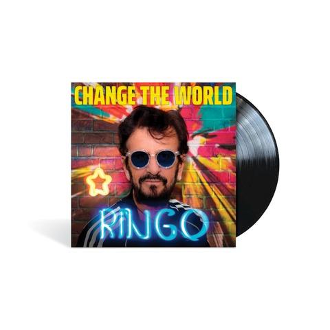 """Change The World (10"""" Vinyl EP) von Ringo Starr - Vinyl EP jetzt im Bravado Store"""