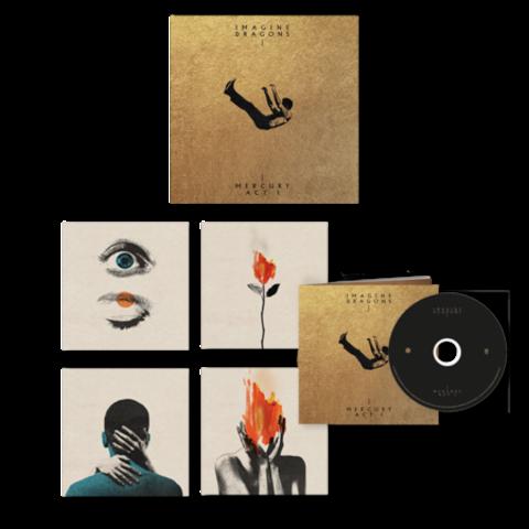 Mercury - Act I (Oversized International Deluxe) von Imagine Dragons - CD jetzt im Bravado Store