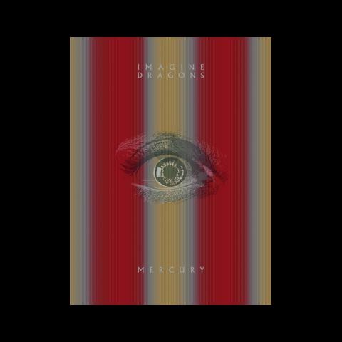 Mercury von Imagine Dragons - Lentikularbild jetzt im Bravado Shop