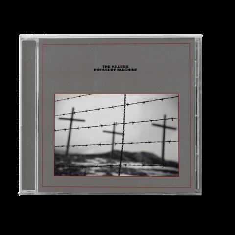 Pressure Machine (Colour Variant 3 CD - Grey) von The Killers - CD jetzt im Bravado Store
