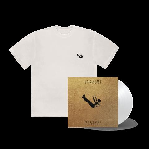 Mercury - Act I (Exclusive White LP + T-Shirt) von Imagine Dragons - LP + T-Shirt jetzt im Bravado Store