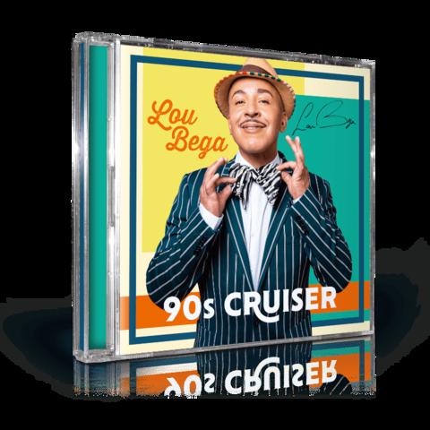 90s Cruiser (Exklusive Signierte CD) von Lou Bega - CD-Bundle jetzt im Bravado Store
